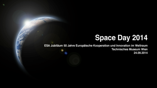 Spaceday 2014